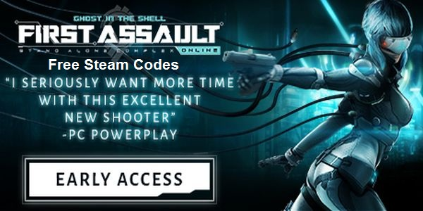 Ghost in the Shell: Stand Alone Complex - First Assault Online Key Generator Free CD Key Download
