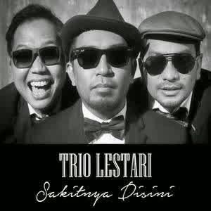 Trio Lestari - Sakitnya Disini