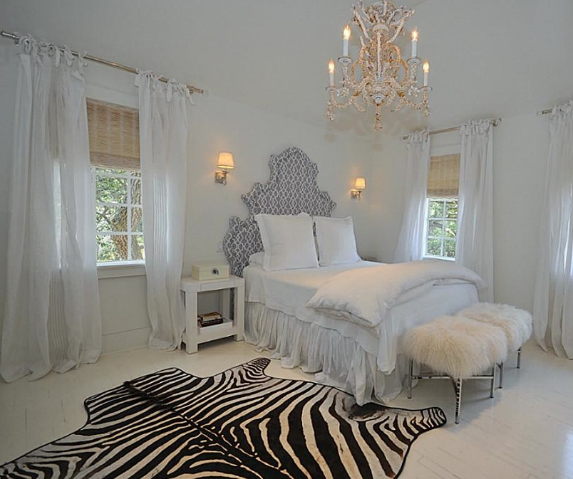 French country style bedrooms for Chambre in french
