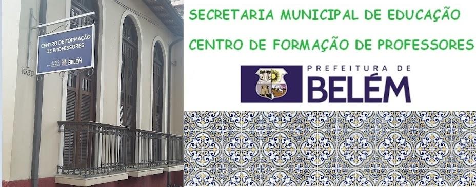 CENTRO DE FORMAÇÃO DE PROFESSORES