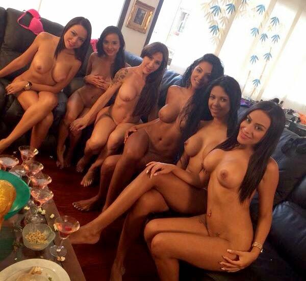 Las Chicas De Desnudando La Noticia Despiden El Mundial