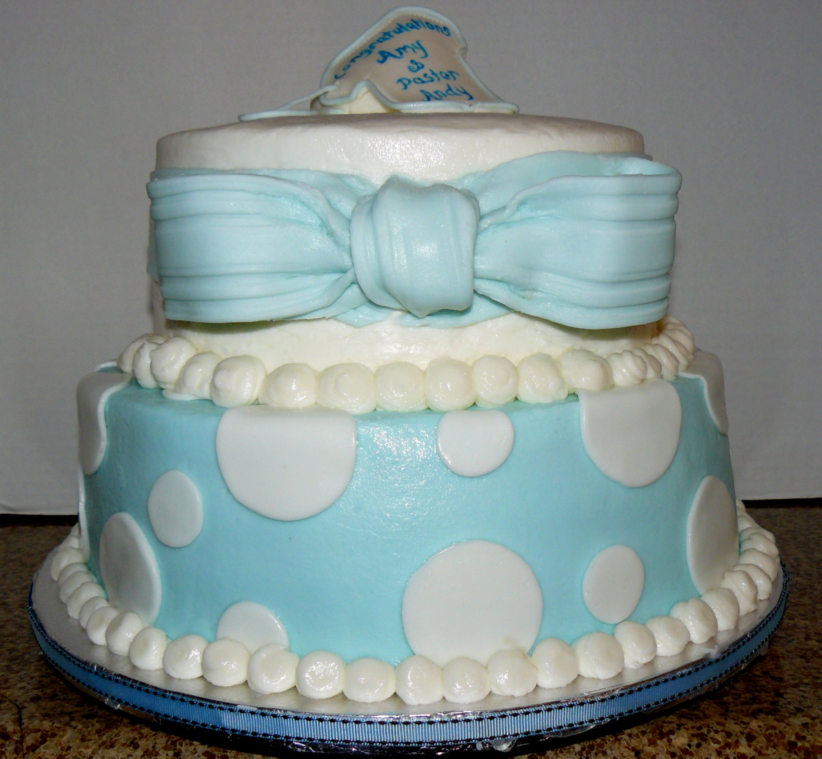 on baby number 4 a big and handsome baby boy this cake was made for