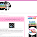 free template comel dari budak nakal blogspot
