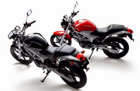 Gambar Honda VTR 250
