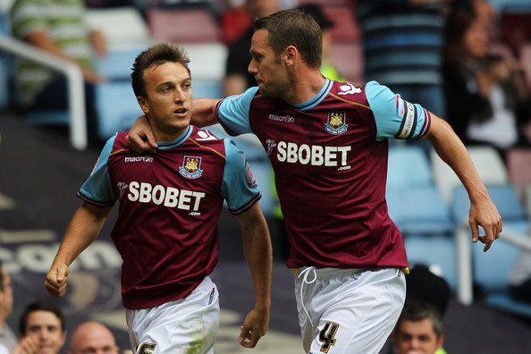 Mark Noble Wallpaper Midfielders Mark Noble