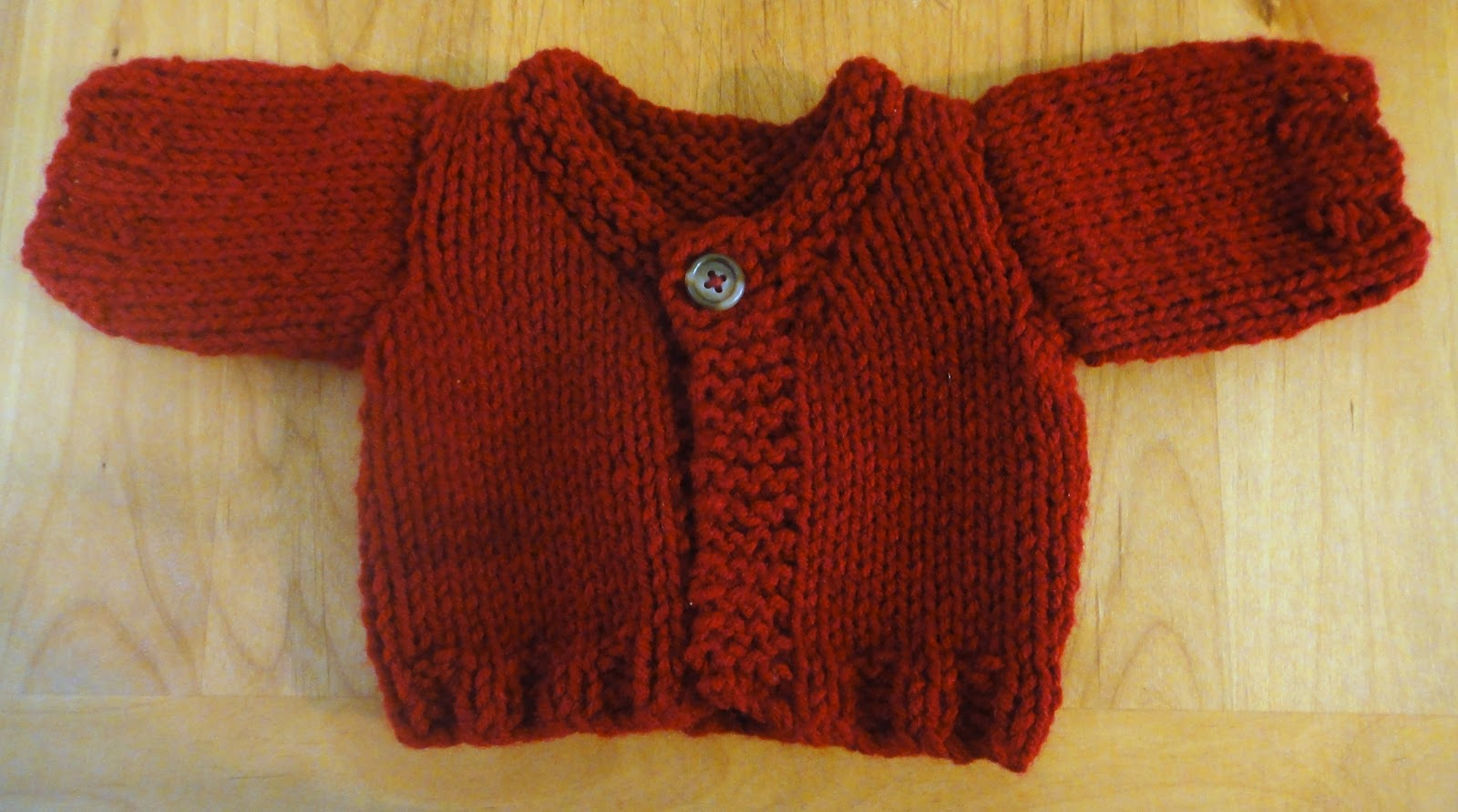 Tansy Dolls: Basic knit sweater pattern