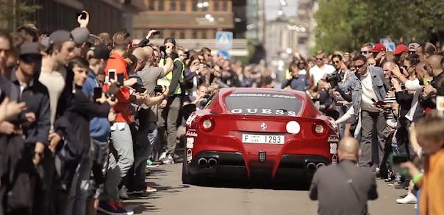 セレブがスーパーカーで集結する「ガムボール3000ラリー」を日本で開催!?
