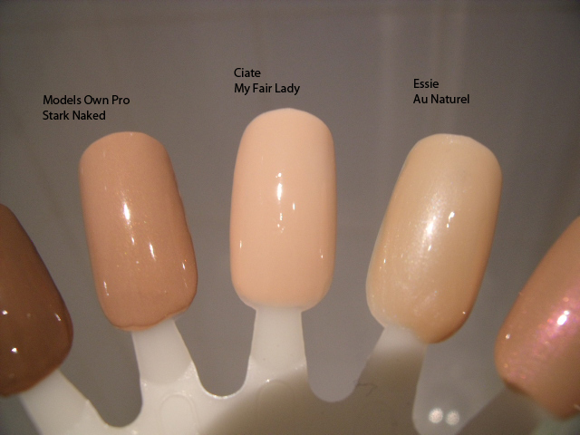 Essie Au Natural, Free Shipping at Nail Polish Canada