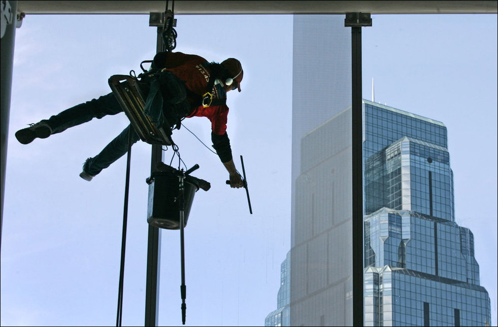 Robinson-Solutions Professional Window Cleaning: Picture