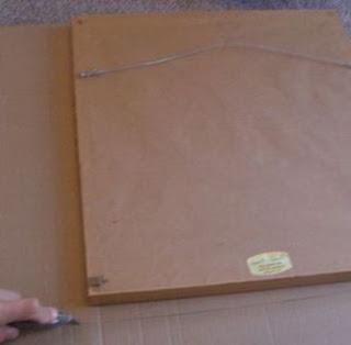 bikin box untuk barang dari lembaran kardus