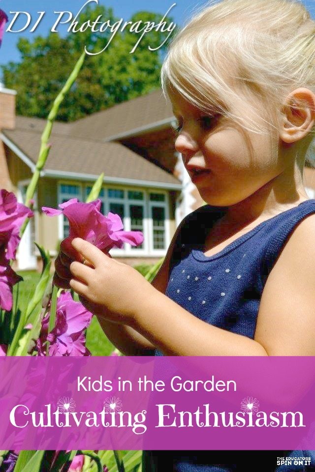 Tips for gardening with kids, keeping them excited for the whole season long!