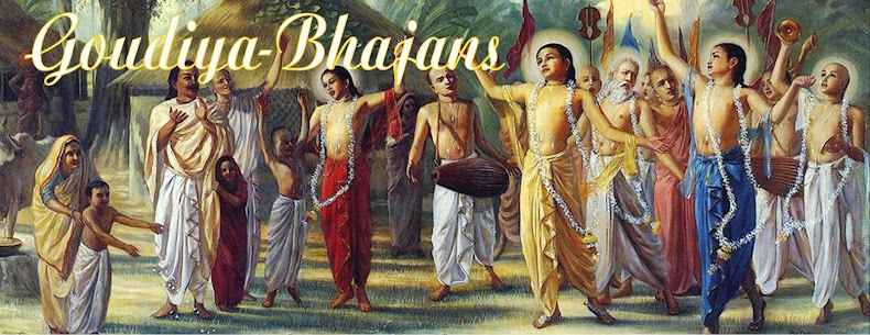 Goudiya-Bhajans-El sonido del amor divino