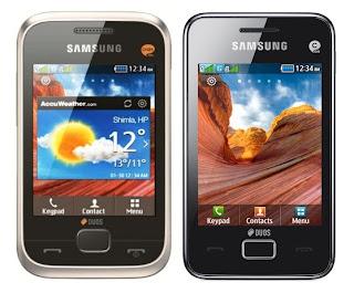 Spesifikasi dan Harga Samsung Champ Deluxe Duos