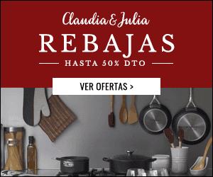 NO OS PERDÁIS LAS REBAJAS DE CLAUDIA&JULIA