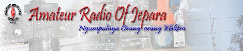 AMATEUR RADIO OF JEPARA