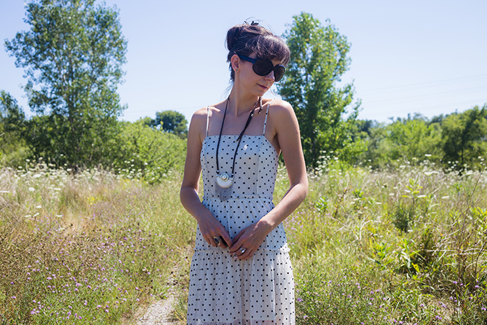 Polka-Dot-Maxi-vintage-retro-dress