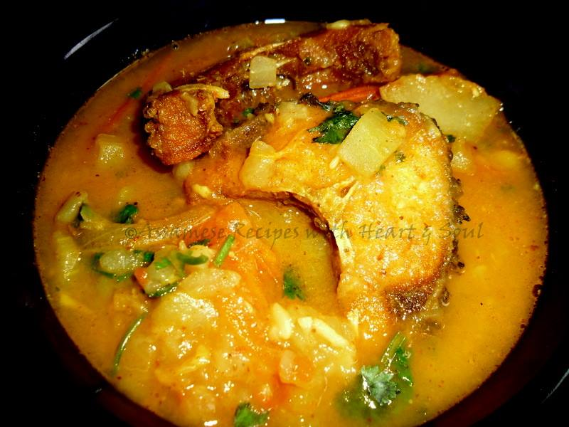 Assamese recipes 12 must have assamese fish dishes you for Assamese cuisine fish