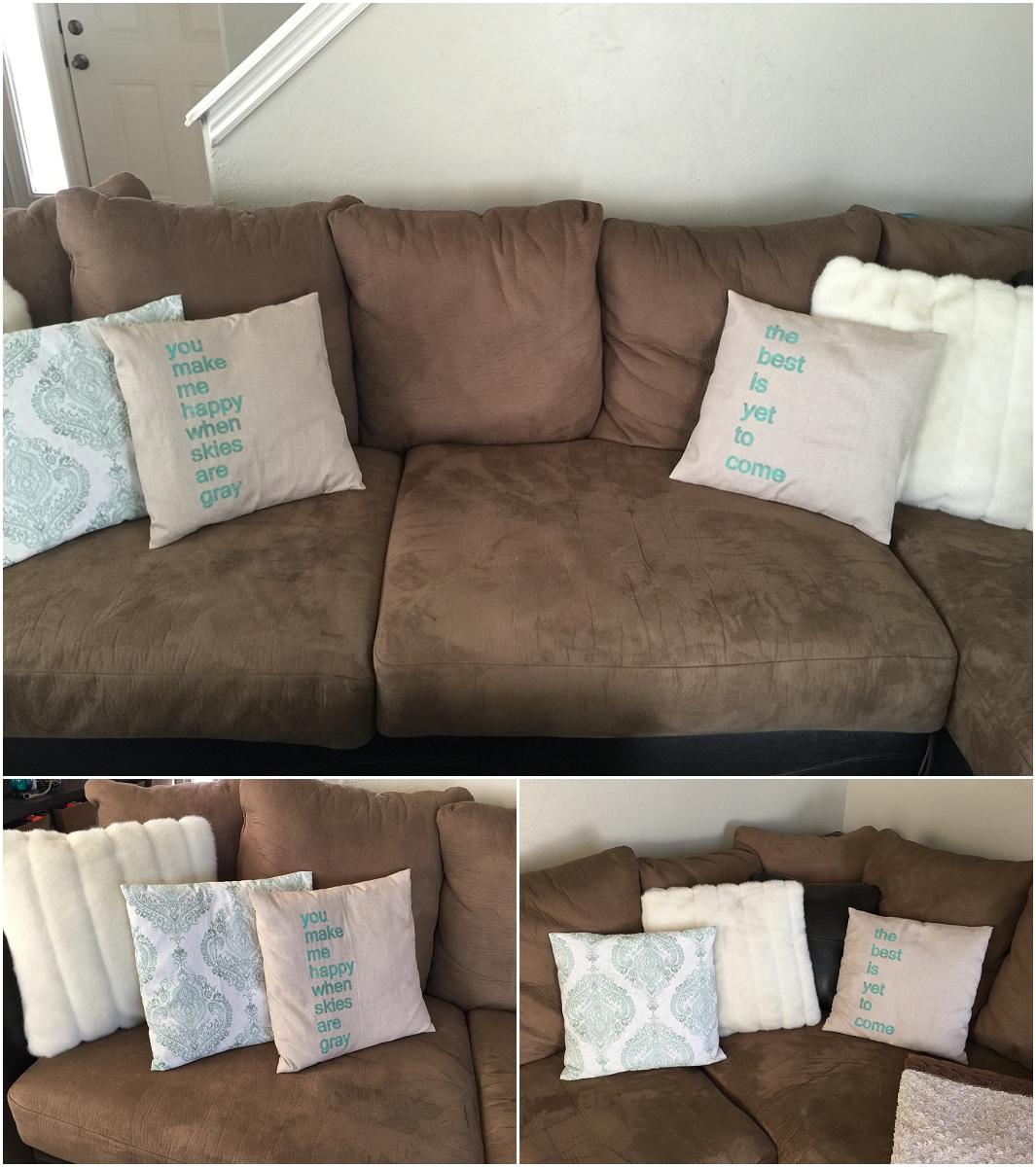 Full Size Of Living Roomsofa Pillows Walmart Throw Pillows Diy ...