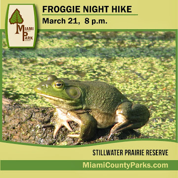 MC Parks Frog Night Hike