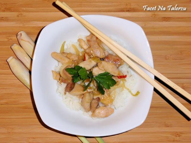 Słodko-pikantny kurczak po wietnamsku