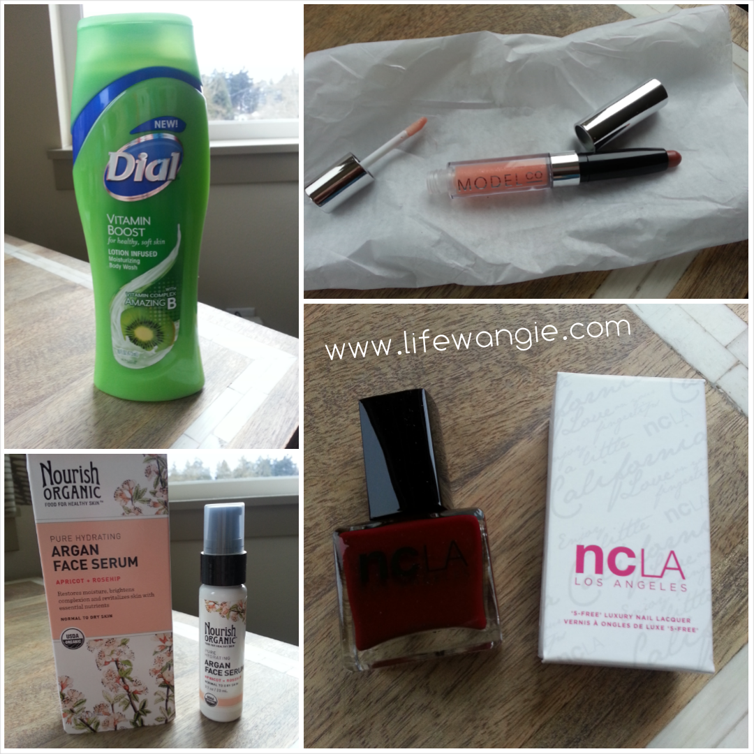 February 2014 PopSugar Must Have Beauty Items