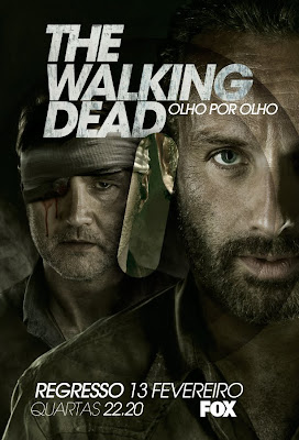 The Walking Dead S03E16 (Dublado) HDTV RMVB Download Gratis