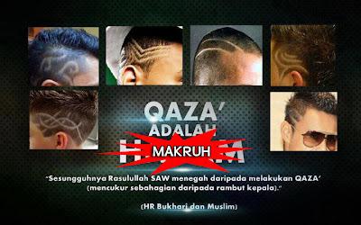 hukum cukur rambut