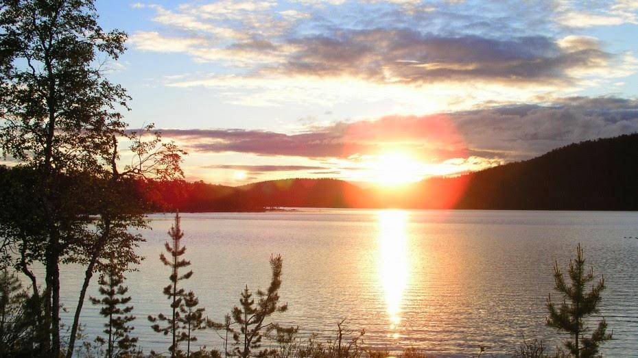 verão na finlândia