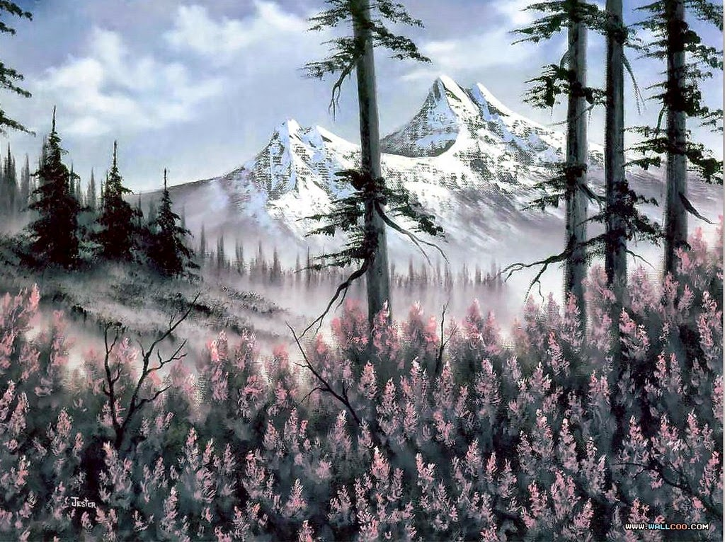 los-mejores-paisajes-de-bob-ross