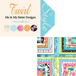 Moda TWIRL Quilt Fabric by Me & My Sister Designs