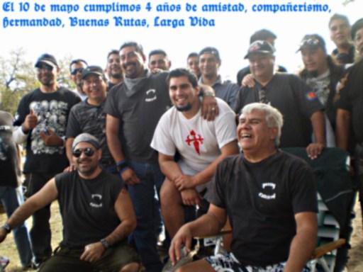 MOTOQUEROS PERROS CALLEJEROS, ARGENTINA, CÓRDOBA