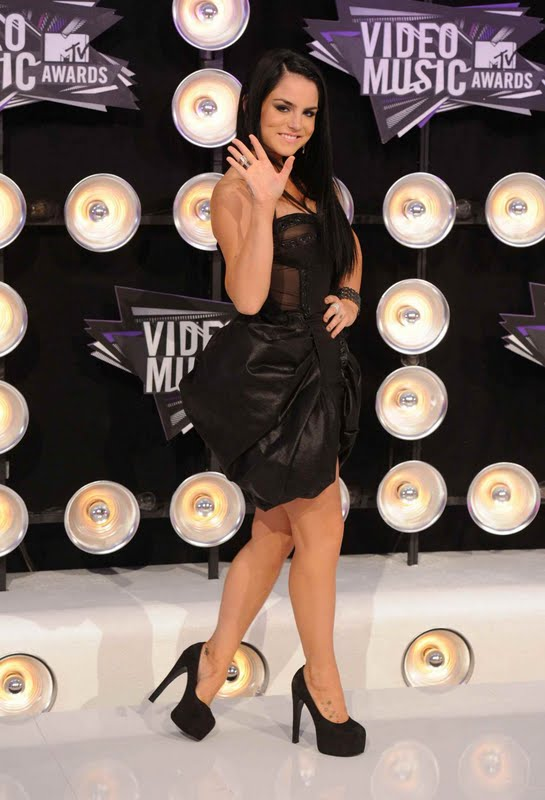 JoJo at  2011 MTV Video Music Awards