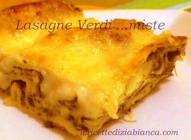 lasagne verdi... miste