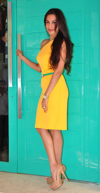 Malaika Arora At Rakhee Vawani's Cooking Studio