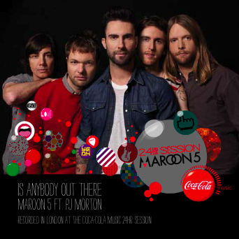 V Album Cover Maroon 5 Maroon 5 Mexico: