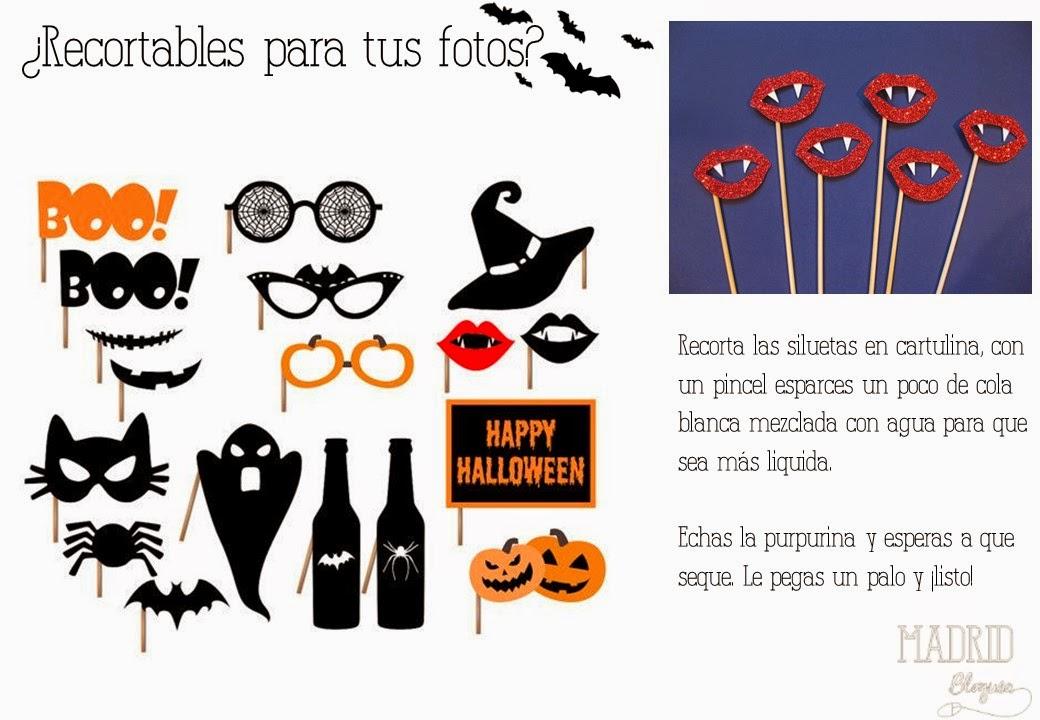 Respuesta cinco decoración especial Halloween