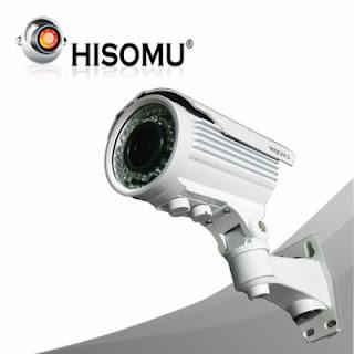 CCTV Keamanan dari HISOMU