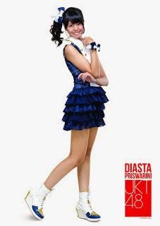 Foto dan Biodata JKT48 Diasta Priswarini