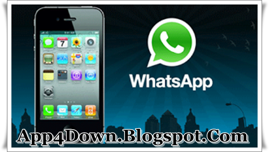 WhatsApp Messenger 2.12.3 For iPhone Full Download (Update)