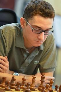 L'Italien Fabiano Caruana © Chess & Strategy