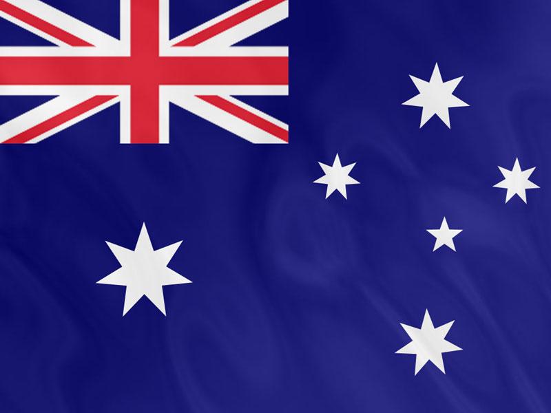 герб австралии фото
