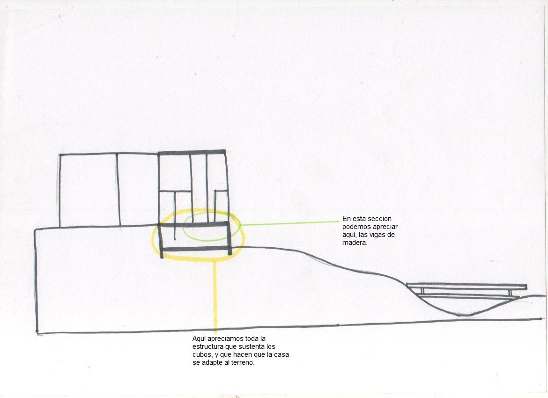 Casa Fisher - Louis Kahn : ANÁLISIS TÉCNICO-CONSTRUCTIVO