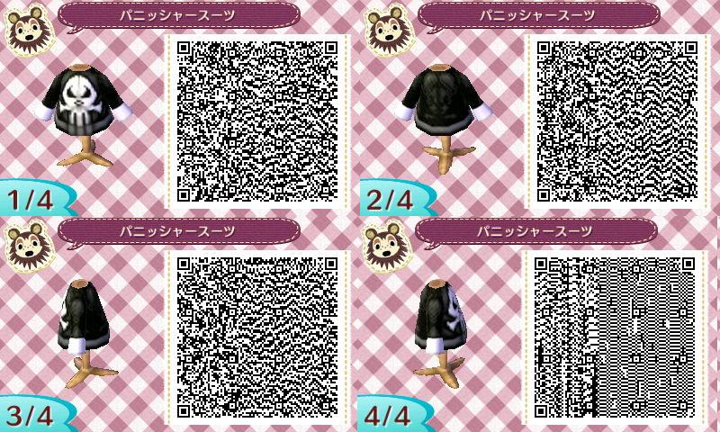 Animal crossing new leaf more qr codes for Floor qr codes new leaf