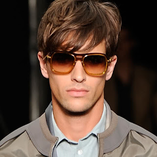 Brounish Men Sunglasses