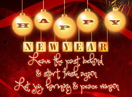 My Box Wallpapers New Year ECards Animated Happy 2013