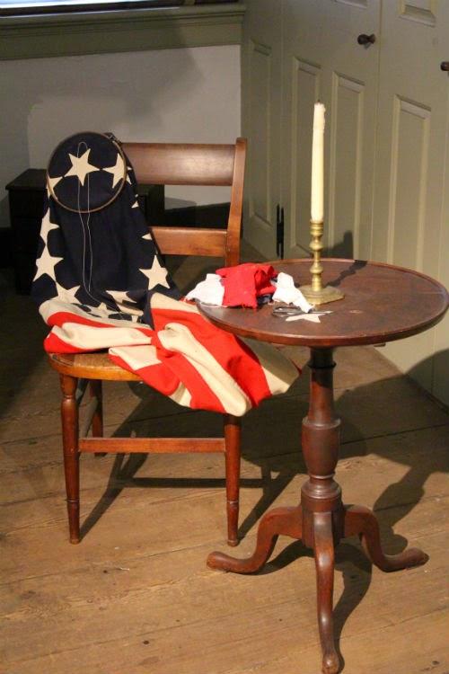 Betsy Ross Museum in Philadelphia
