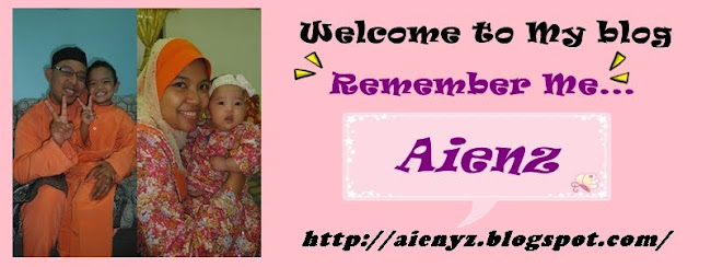 Remember Me.....Aienz....