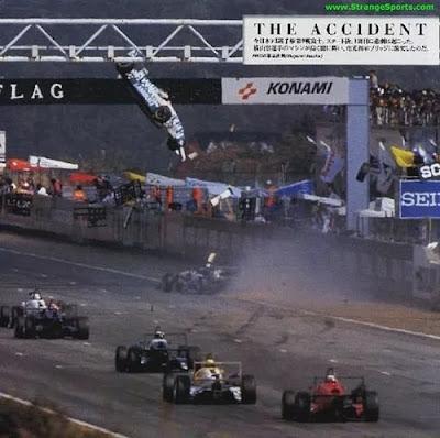 Foto Saat Terjadi Kecelakaan 8
