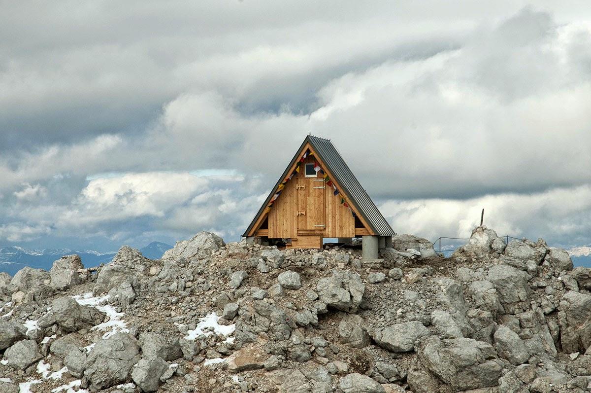 أجمل منزل جبلي