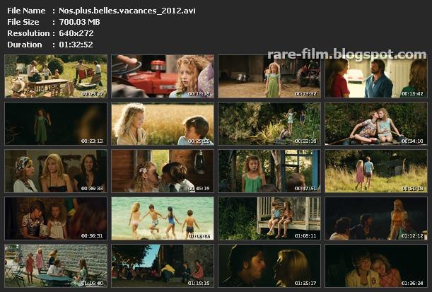 Nos plus belles vacances (2012) Download